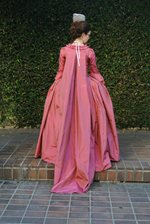 Costume College Saturday: Rose Francaise at the Gala
